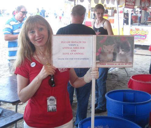 Volunteering for the SPCA